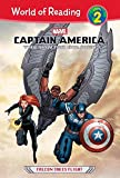 The Winter Soldier: Falcon Takes Flight (World of Reading, Level 2: Captain America)