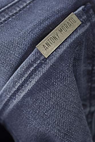 Mmdt00198fa750177blue Cotone Morato Uomo Blu Jeans Antony CInBtxwdqC