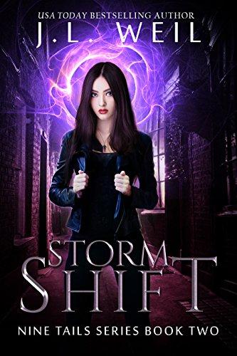 Storm Shift Kitsune Shaman novel ebook