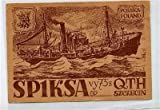 QSL Card Warsaw Poland 1953 SP1KSA