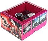 Lomography Diana F+ Mr Pink Camera