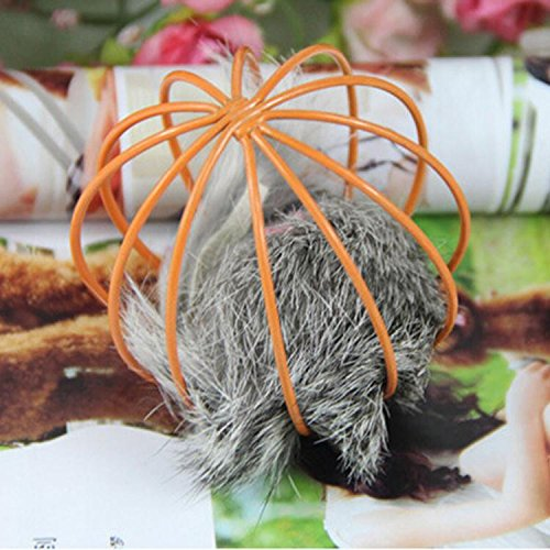 Amazon.com : Best Quality Randomly Funny pet Kitten cat Playing Mouse Rat mice Ball cage Toys Home Gatos jouet Chat juguetes para Gatos katten speelgoed ...