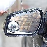 Took09 2Pcs Universal Car Rearview Mirror Rain