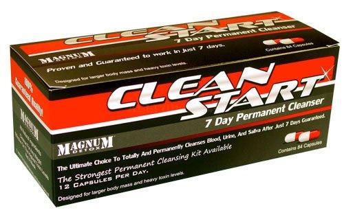 Magnum Detox Clean Start 7 jours Nettoyant permanent