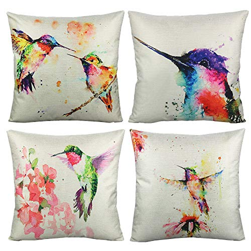 VAKADO Birds Outdoor Throw