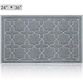 Amazon Com Front Door Mat Large Outdoor Indoor Entrance