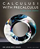 Calculus I with Precalculus 9780840068330