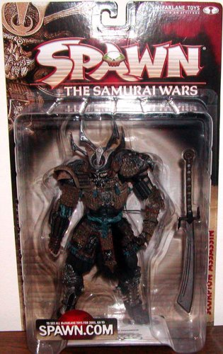 Spawn Scorpion Assassin the Samuria Wars Series 19 (Spawn 1 Toy Series Mcfarlane)