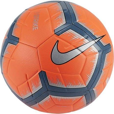 Nike Unisex - Nk Strk Balón de Fútbol, Hyper Crimson/Metallic ...