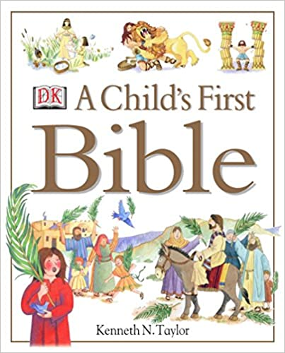 Book A Child's First Bible