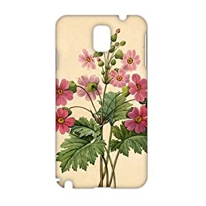 Beautiful flowers 3D Phone Case for Iphone 5/5S