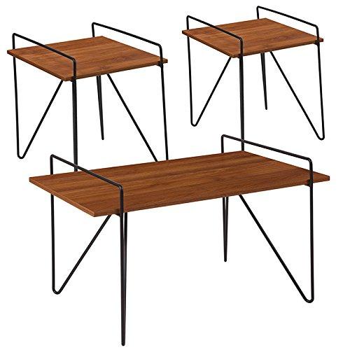 Flash Furniture Porter Collection - Juego de Mesa de café y Mesa ...