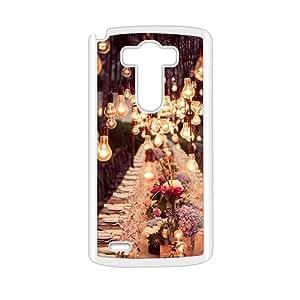 Artistic light design fashion phone case for LG G3