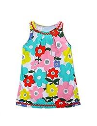Toddler Flower Girl Dress Cotton Long Sleeve Navy Baby Girls Winter Dresses for 2-8 Years