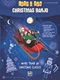 Christmas Banjo, Alfred Publishing Staff, 0739069756