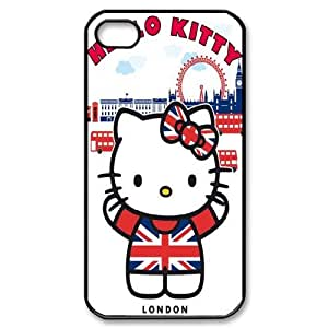 Best Phone case At MengHaiXin Store Beautiful Hello Kitty Pattern Pattern 277 For Iphone 4 4S case cover