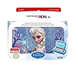 Official PDP Licensed Disney Frozen Elsa Clutch Bag Case for Nintendo 3DS XL