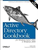 img - for Active Directory Cookbook for Windows Server 2003 and Windows 2000 by Robbie Allen (2003-09-23) book / textbook / text book