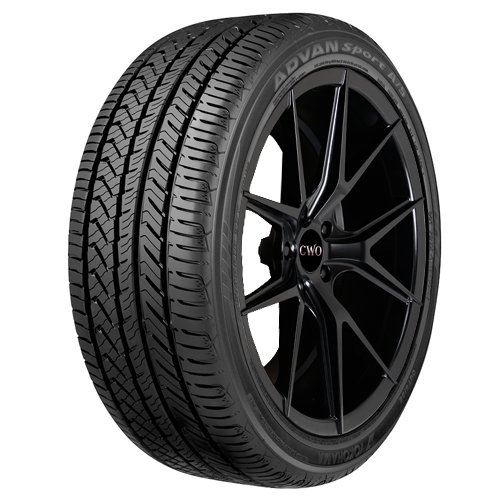 Yokohama ADVAN Sport A/S All-Season Radial Tire - 275/35R19 110Y