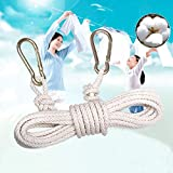 Clothesline Clothes Drying Rope Portable Travel