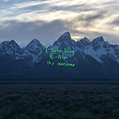 2018 album from controversial US artist featuring Ty Dolla Sign, PartyNextDoor, Kid Cudi, Jeremih & others.Includes 'Yikes' & 'Ghost Town'.