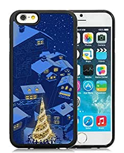 Customization iPhone 6 Case,Christmas Eve party Black iPhone 6 4.7 Inch TPU Case 1 by lolosakes
