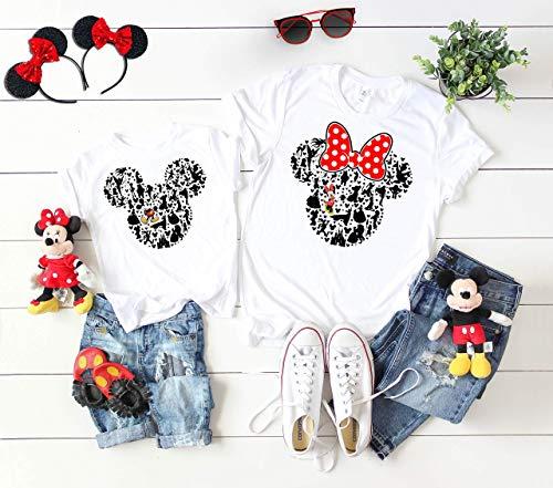 Matching Disney Shirts For Family (Mickey Family Matching Shirts, Vacation Shirts, Mickey Minnie Shirts, Family Mickey)