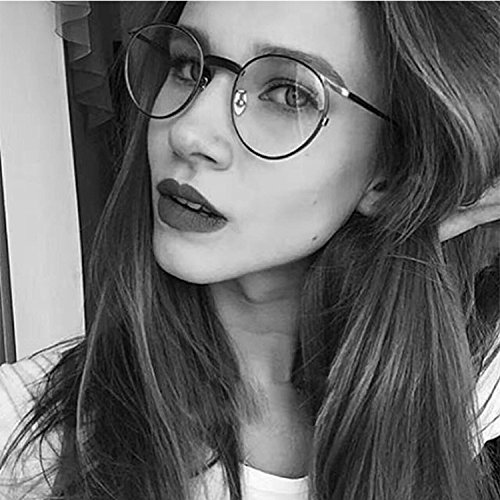 Beam gafas Espejo MAIDIS de gafas metal retro Grey fashion sol estudiante GSHGA plano Single YWdtP8BYqw