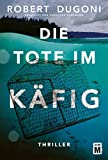 Book Cover for Die Tote im Käfig (German Edition)