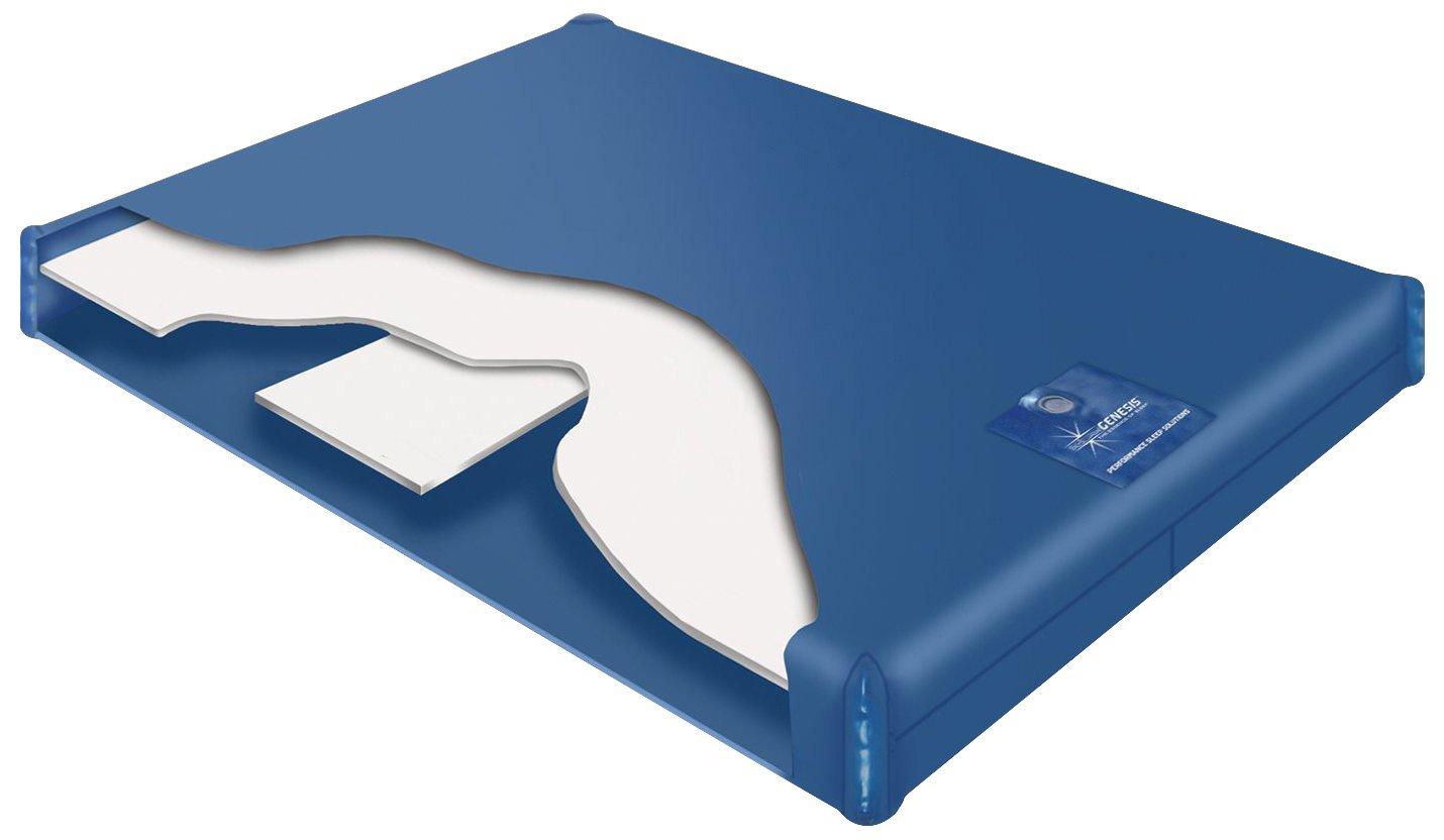 InnoMax Genesis 400 Gentle Wave King Waterbed Mattress, King