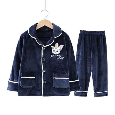 proporcionar un montón de 100% de satisfacción super servicio Pijamas para Niños, Niñas Otoño E Invierno De Manga Larga ...