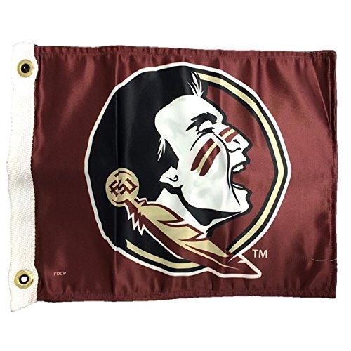 NCAA Florida State Seminoles Boat/Golf Cart Flag