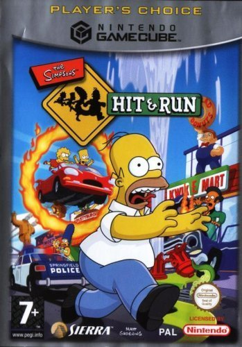 The Simpsons - Hit & Run (Players Choice Game Cube) by Sierra UK