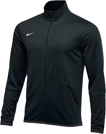 Nike Swim 835571 Men's Epic Training Jacket, Black X Large