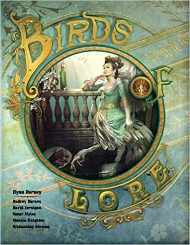 d659a6717 Birds of Lore: (Book ~ 1) Silver Paperback Edition (Of Lore Series ...