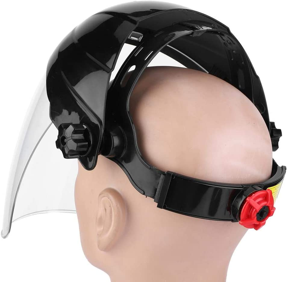 Anti Splash Safety Protective Mask Face Shield for Woodworking Metal Processing TIG MIG Arc Cut Grinding Welder Welding Helmet