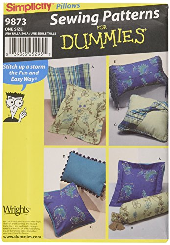 - Simplicity Sewing Pattern 9873 Home Decorating, One Size