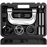 OrionMotorTech Heavy Duty Ball Joint Press & U Joint Removal Tool Kit with 4wd Adapters,