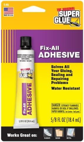[해외]Super Glue Super Glue T-FA12 Fix-All Adhesive 12-Pack(Pack of 12) / Super Glue Super Glue T-FA12 Fix-All Adhesive 12-Pack(Pack of 12)