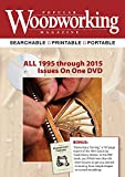 Popular Woodworking Magazine - 1995-2015 Complete Collection