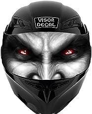 Motorcycle Helmet Accessories And Badass Addons - Motorcycle helmet decals graphics
