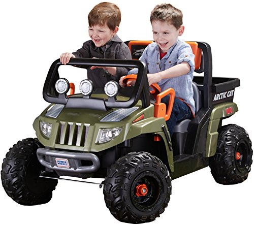 Power Wheels Arctic Cat 1000,...