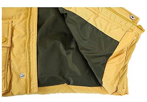 QJH New Pattern Boys Girls Fashion Down Coat Childrens' Puffer Hoody Jacket by QJH (Image #5)