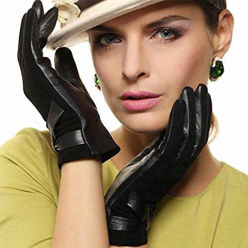 Ladies Suede Glove - 9