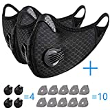 EKUTNHR 2pcs Sports Cycling Filter Cover with