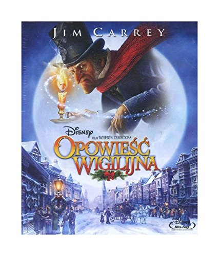 Disney's Christmas Carol [Blu-Ray] (English audio. English subtitles)