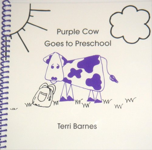 Purple Cow Goes to Preschool