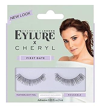 5a78ef4c24d Amazon.com : Eylure Cheryl Cole False Eyelashes - First Date : Beauty
