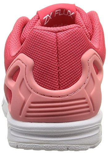 adidas ZX Flux K - Zapatillas para niño Rosa / Fucsia / Blanco