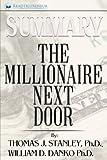 the millionaire next door summary pdf